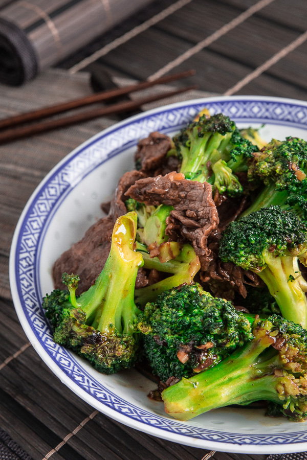 Make this EASY beef and broccoli recipe right at home! Packed with bold Asian flavors. You'll LOVE this sauce! A go-to stir fry recipe ready in 30 minutes.