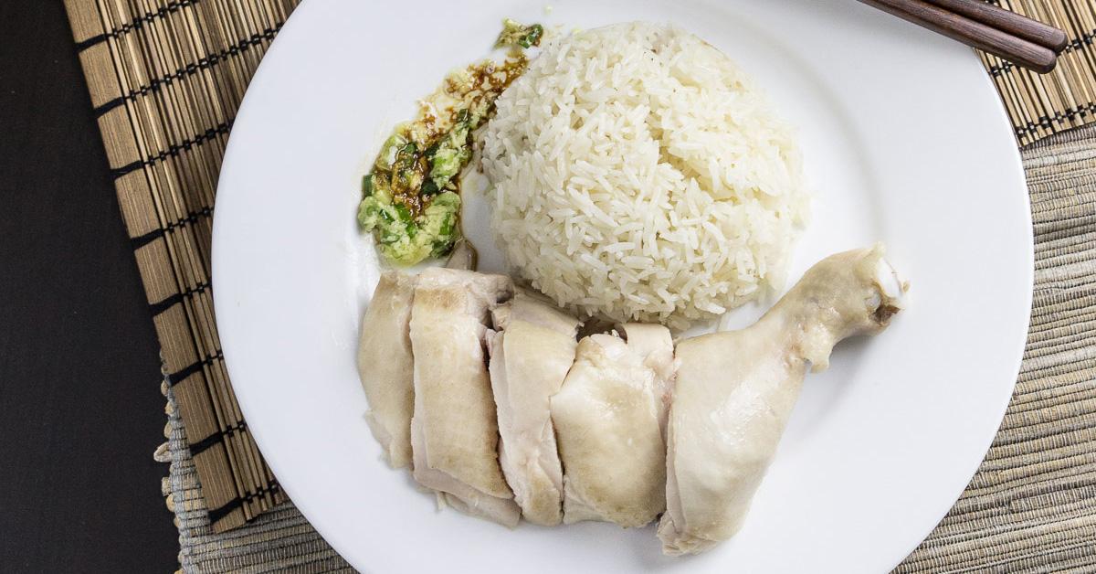 hainan chicken recipe hong kong