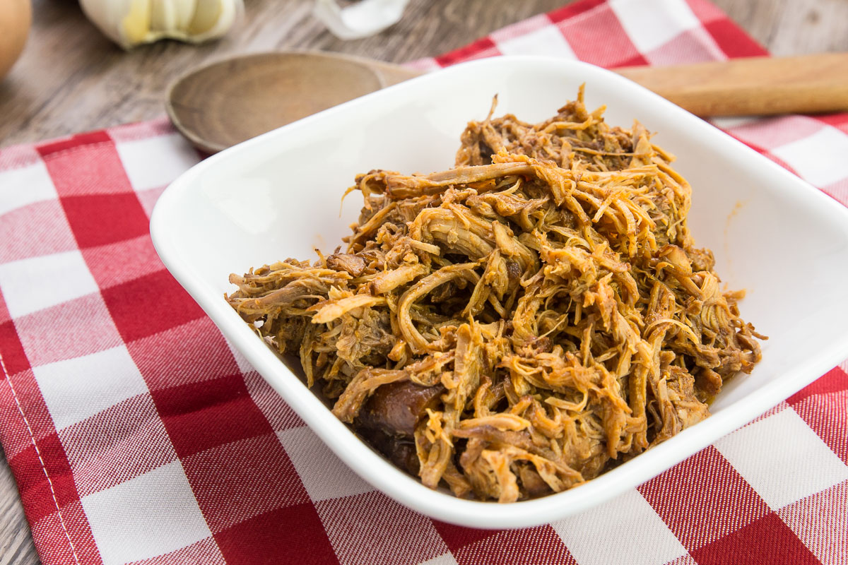 Instant Pot BBQ Pulled Pork