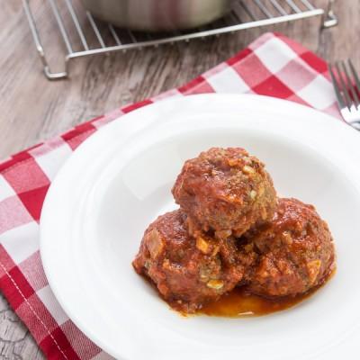 Easy Baked Parmesan Meatballs
